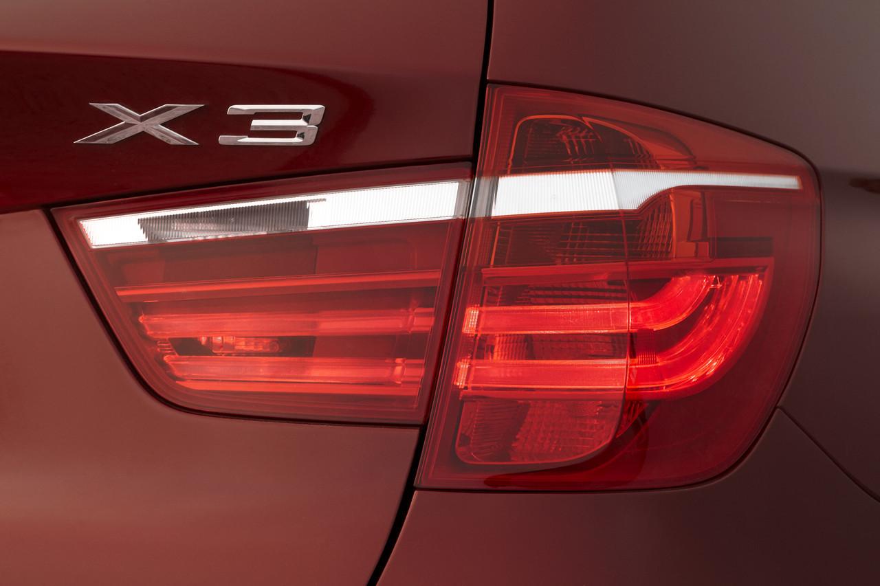 Foto de BMW X3 2011 (38/128)