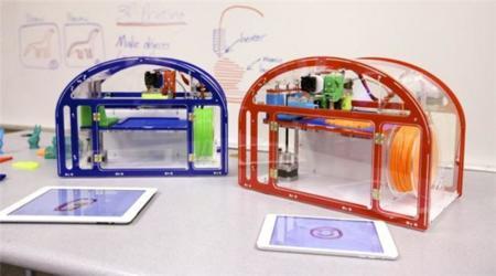 Hasta los niños pueden imprimir en 3D con Printeer