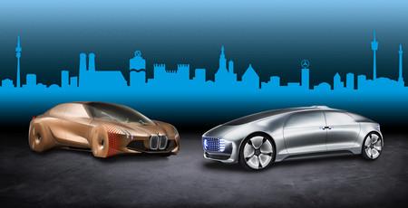 BMW y Mercedes-Benz ya no desarrollarán en conjunto tecnología autónoma, no por ahora