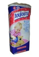 OCU: los pañales Toujours del Lidl los mejores en calidad/precio en el 2012, ¿Y ahora?