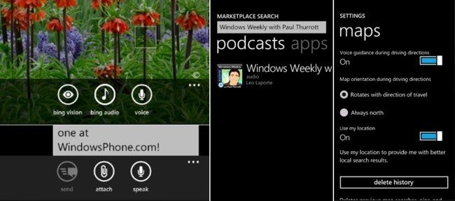 Actualización Mango de Windows Phone 7