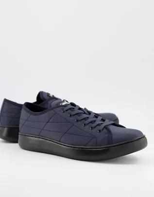 Zapatillas de deporte azules marino Falconi de Calvin Klein