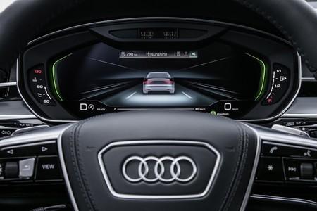 Audi Reconocimiento Carril