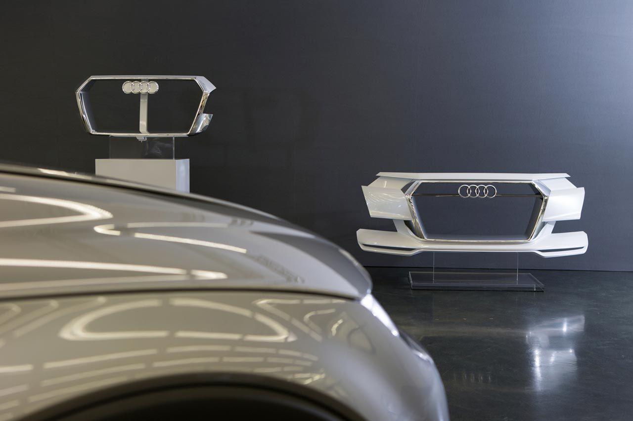 Nueva estrategia de diseño Audi