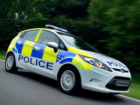Ford Fiesta Policía Reino Unido