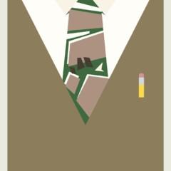 Foto 8 de 9 de la galería las-corbatas-de-dicaprio-en-ilustraciones en Trendencias Lifestyle
