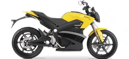 Nuevos vídeos de la gama Zero Motorcycles 2013