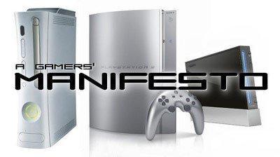 El Manifiesto Gamer
