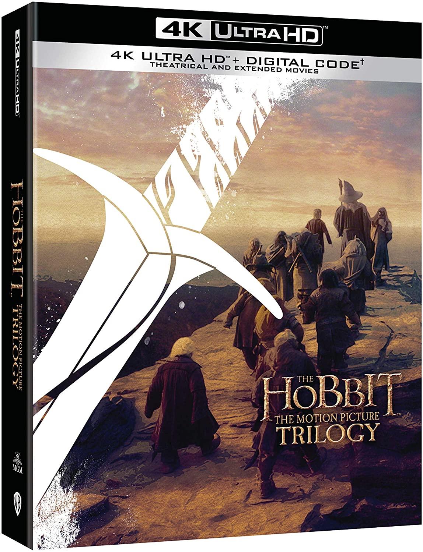 The Hobbit - Trilogy en Blu-Ray 4K
