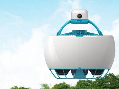 Sí, los drones también pueden ser esféricos y sin aspas exteriores