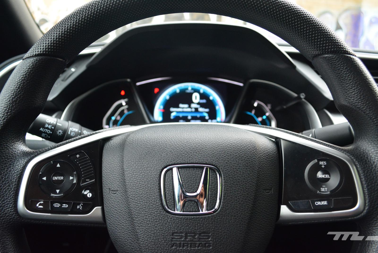 Foto de Honda Civic Coupé (Prueba) (10/15)