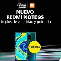 El Xiaomi Redmi Note 9S de 128GB baja a precio récord gracias a este código descuento: por 199 euros y envío gratis desde España