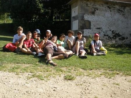 Imagen de la primera edición del Campamento (2011)