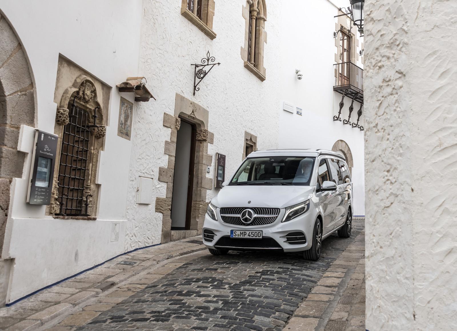 Foto de Mercedes-Benz Marco Polo 2019 (17/49)