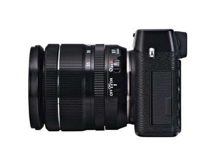 Fujifilm X-E1 y 18-55 mm