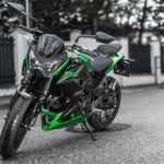 Kawasaki Z300, toma de contacto (características)