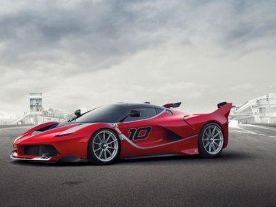 Ni con toda tu fortuna te dejarán rodar en Nürburgring con tu Ferrari FXX K