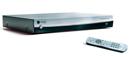 Pinnacle ShowCenter 250HD, streaming en HD