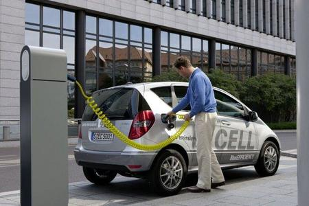 Mercedes-Benz Clase A E-Cell