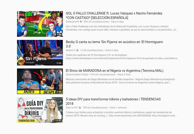 YouTube ha matado las miniaturas personalizadas en uno de sus experimentos causando el enfado de algunos youtubers