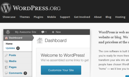 Lanzado WordPress 3.6, en continua evolución