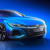 ¡Oficial! El nuevo Volkswagen Arteon R llegará en 2021 acompañado por una versión Shooting Brake