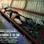 'Batman: ¿qué le sucedió al Cruzado de la Capa?', un final para el Hombre Murciélago