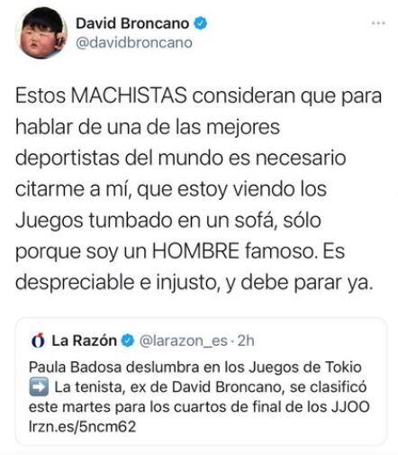David Broncano Twitter