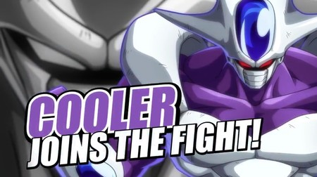 Dragon Ball Fighterz Cooler