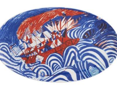 La colección más artística de Vista Alegre de la mano de los jóvenes ilustradores