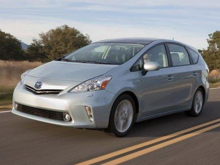 Toyota anuncia los precios para el Prius + en Reino Unido