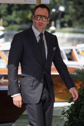Foto de Tom Ford en el Festival de Venecia 2009 (9/11)