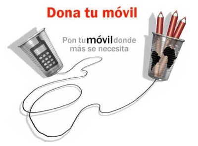 Adif lanza una campaña para reciclar móviles