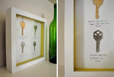 Hazlo tú mismo: decora tu casa con las llaves de tus otras casas