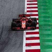 Este bloqueo de Sebatian Vettel a Carlos Sainz durante la clasificación del GP de Austria le cuesta 3 posiciones