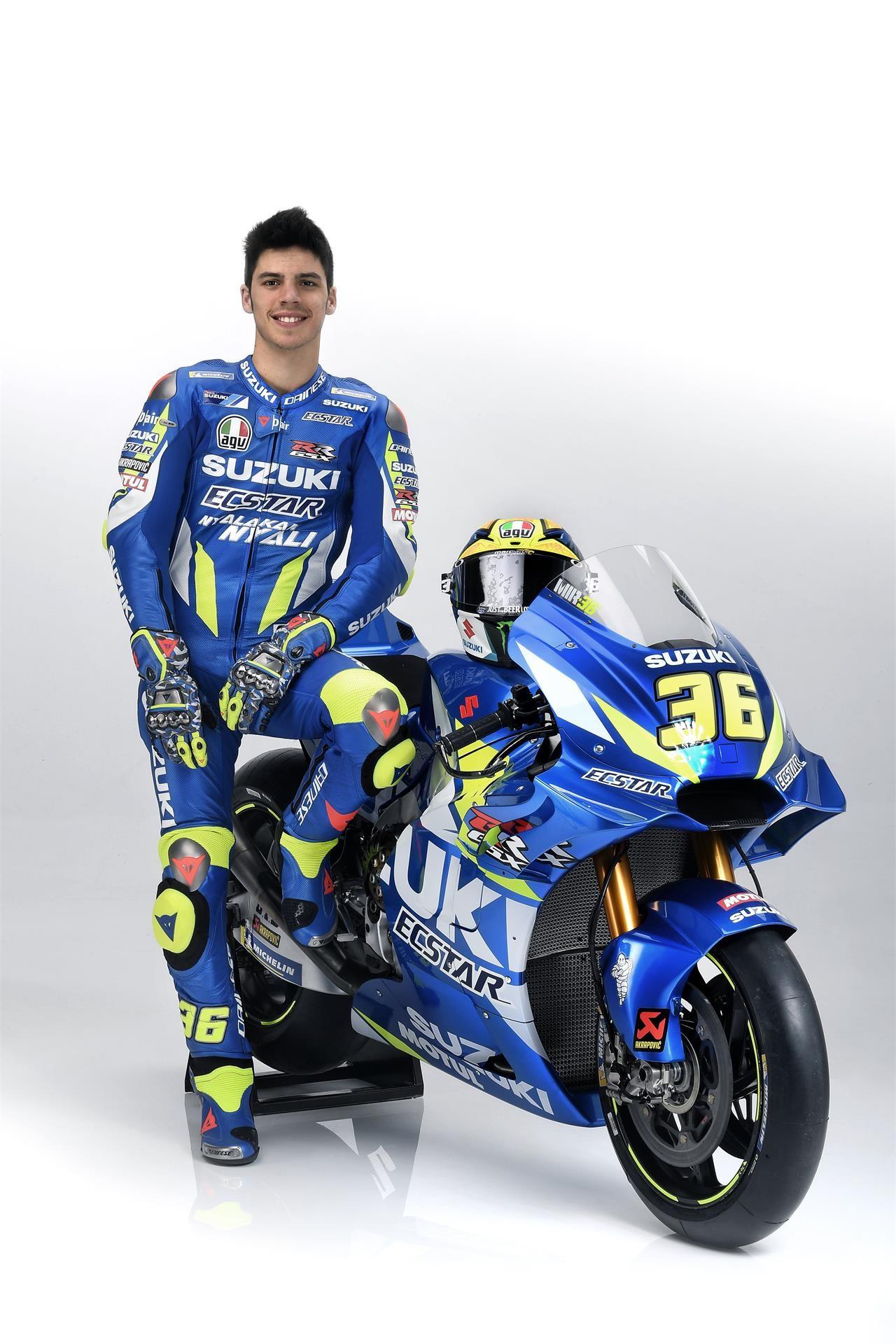 Foto de Presentación MotoGP Suzuki 2019 (25/60)