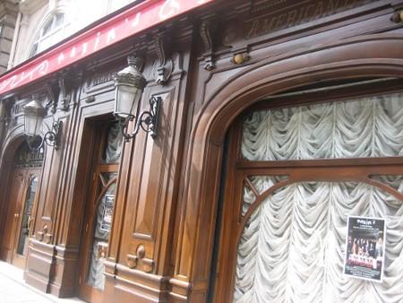 El restaurante Maxim's de París
