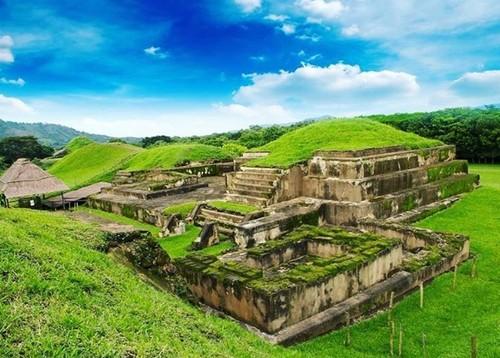 Ruta Maya: ocho ciudades mayas en El Salvador