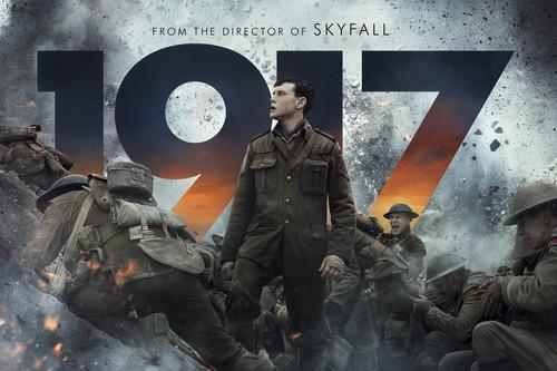 '1917' es imprescindible: una proeza técnica que brilla también en lo emocional
