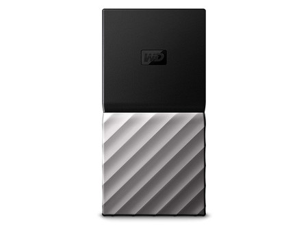 Wd My Passport Ssd 512
