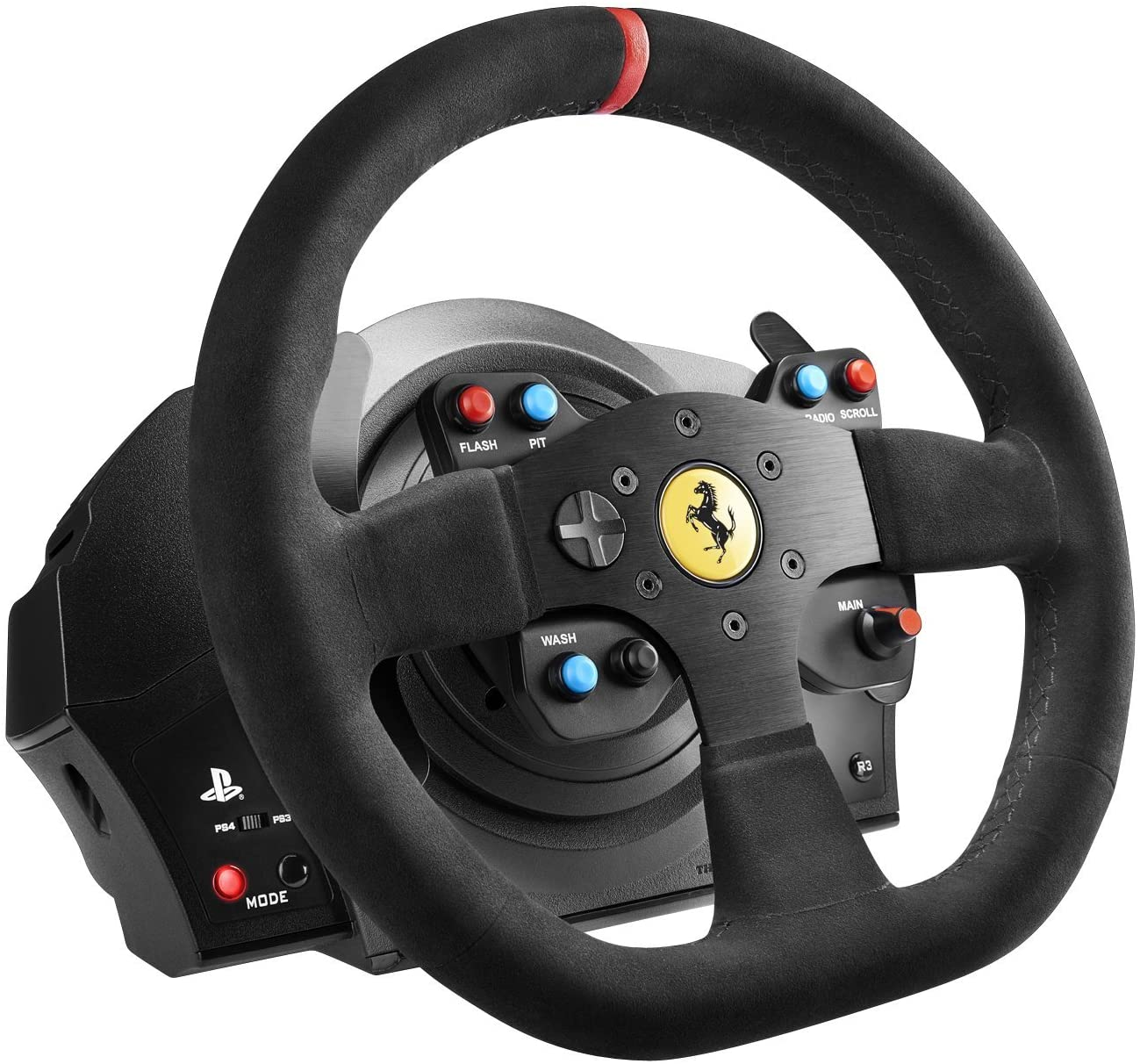 Thrustmaster T300 Ferrari Integral Racing Wheel Alcantara Edition PS4/PS3/PC