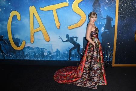 Taylor Swift Premiere Cats Ny2
