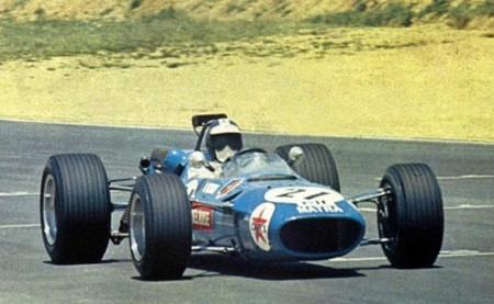 Matra MS7 Kyalami 1968