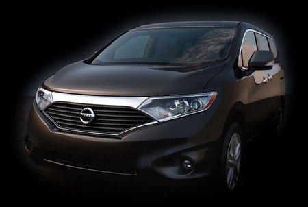Primeras imágenes e información del nuevo Nissan Quest