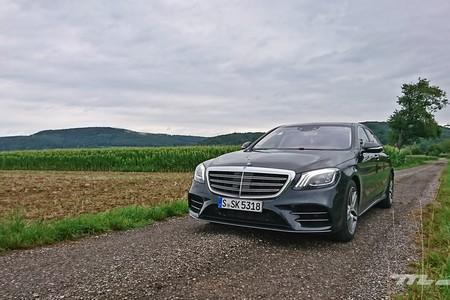 Mercedes Benz Clase S 2018 005