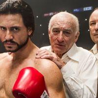 'Hands of Stone', primer tráiler del drama pugilístico con Édgar Ramírez y Robert De Niro