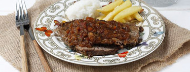 Carne estofada con hortalizas, receta para preparar a fuego lento