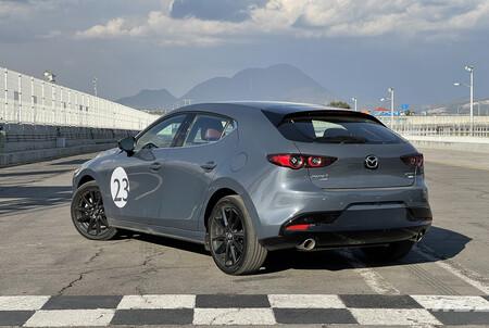 Mazda 3 Turbo Pista Mexico Precio 3