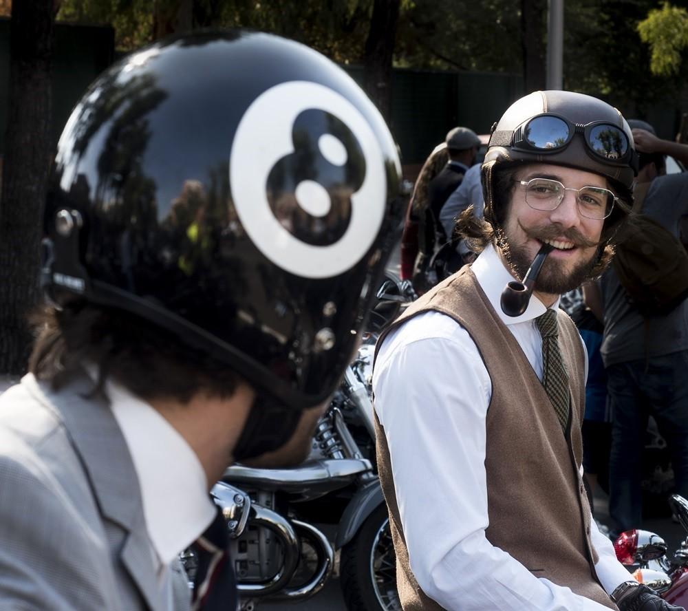 Foto de Distinguished Gentlemans Ride (7/17)