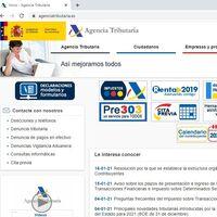 La web de la Agencia Tributaria española podría dejar de funcionar pronto en Chrome si no se soluciona un problema de certificados